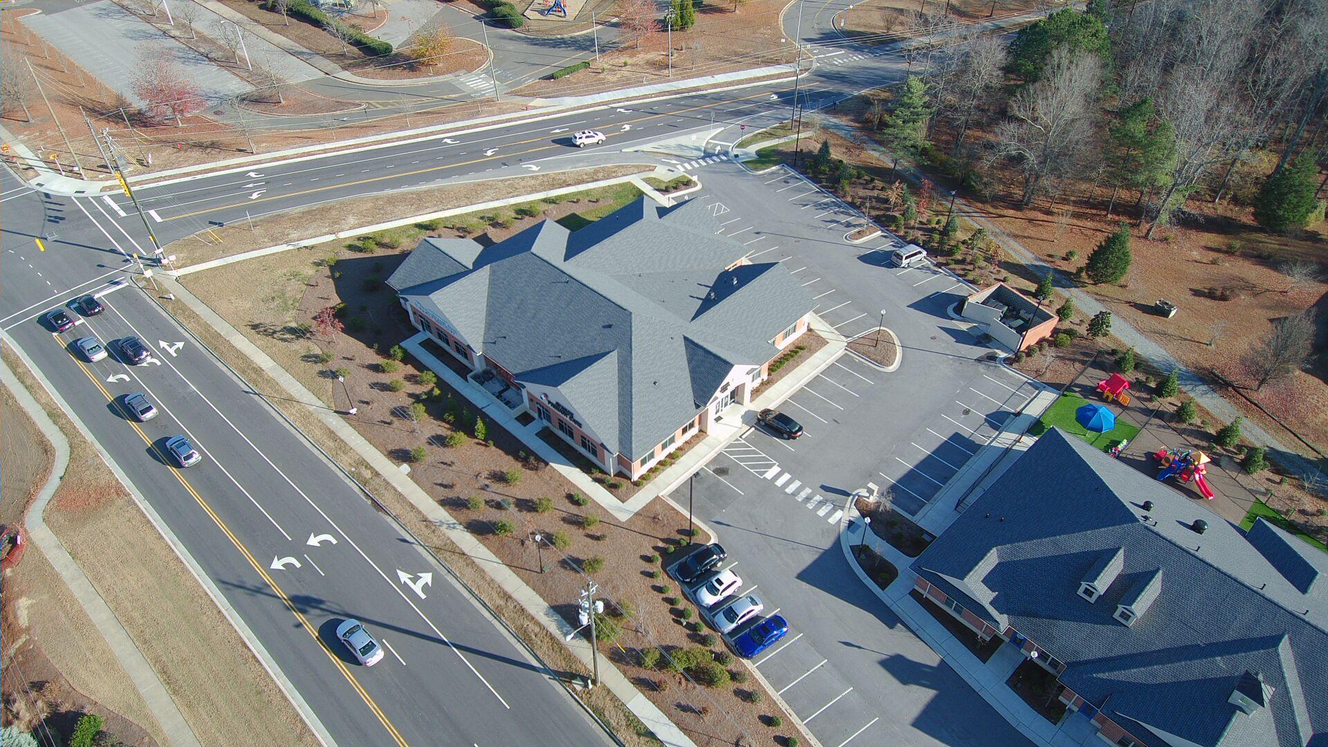 Olive Chapel West professional building